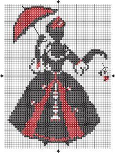 Dama z Czerwoną Parasolką