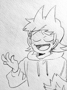 Imagination is wonderful. Tord Larsson, Eddsworld Tord, Eddsworld Memes, Eddsworld Comics, Crazy Man, South Park, Drawing Reference, Kawaii Anime, Art Inspo