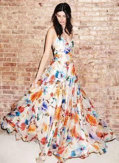 e7b6db904f88d8 152 Best Floral Dresses images in 2019