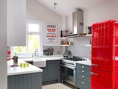 Enchanting Small Kitchen Designs