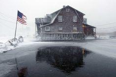 IlPost - Scituate, Massachusetts, Stati Uniti (AP Photo/Michael Dwyer) - Scituate, Massachusetts, Stati Uniti (AP Photo/Michael Dwyer)