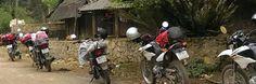 Vietnam Northeast Motorbike Tours to Ha Giang, Dong Van, Meo Vac, Bao Lac, Ban Gioc, Quang Uyen http://www.indochinamotorbiketours.com/tours/ultimate-vietnam-northeast-motorbike-tour-to-ha-giang.html