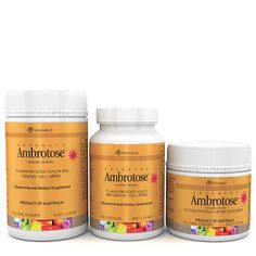 Advanced Ambrotose<sup>�</sup> - Keep your immune system healthy with advanced immune support