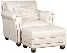 King Hickory Julianna Julianna Fabric Chair