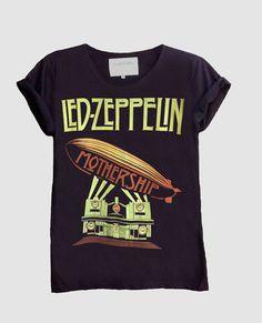 Led Zeppelin Fine Jersey Unisex T-Shirt