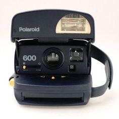 """POLAROID """"600"""" Sofortbildkamera in Wetzikon ZH kaufen bei ricardo.ch  www.cyan74.com"""