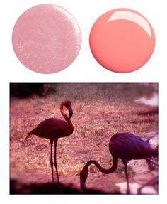 #flowers #flamingo #pink #romantic #nature #spring #inspiration #colors #nailpolish @Julep #beautyblog #fashionblog #blu #sequins #blossom #stones #colors #purple #liliac #red #purple #violet #green #coral