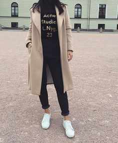 classy-lovely:  CoatSweatshirt