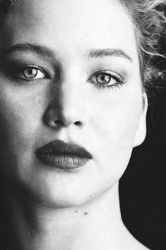 Little makeup close up, still beautiful