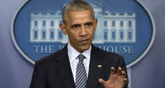 Obama holds press conference before heading to Europe