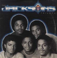 The Jacksons - Triumph