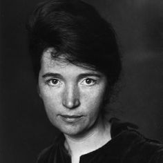 Margaret Sanger -- sex educator, nurse, birth control activist, and founder of Planned Parenthood.