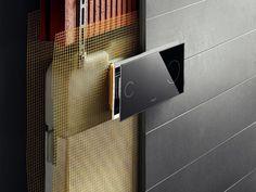 Concealed WC cistern MONO SLIM e MONO TEC by Viega Italia
