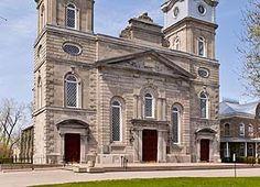 Visitation Church at Sault-au-Récollet