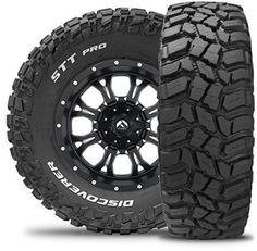 Cooper Discoverer STT Pro All-Terrain Radial Tire - LT315/75R16 127/124Q