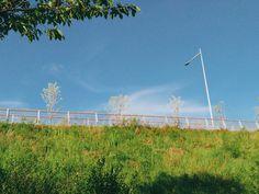 sprink, sky, Hanriver