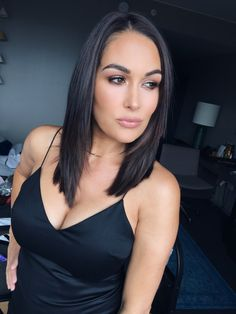 49 Sexy Brie Bella Boobs Pictures Which Are Sure to Catch Your Attention Nikki Bella Photos, Nikki And Brie Bella, Nicki Bella, Brie Bella Wwe, Bella Sisters, Becky Wwe, Fitness Models, Bella Beauty, Wwe Girls