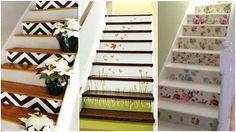 10 Ideas Creativas para Decorar Escaleras