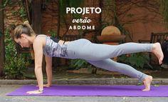 Nada como um treino de pilates para se preparar para o verão. Esse, feito por Karina Chaparro, tem foco no abdômen.