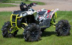 Rox Releases Bumpers for Scrambler 850/1000 - ATV Trail Rider
