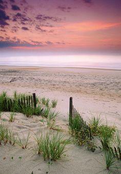 Sunrise, Folly Beach, South Carolina