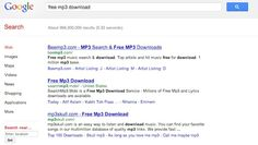 Google Under Review In The UK For Not Doing Enough To Stop Piracy