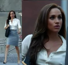 Love all her clothes on the show <3