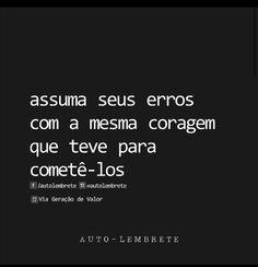 Memes Em Portugues Amigas 40 Ideas For 2019 Words Quotes, Me Quotes, Sayings, Some Words, Sentences, Life Lessons, Inspirational Quotes, Wisdom, Positivity