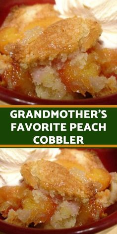 "eviews For PEACH COBBLER RECIPE This is a good peach cobbler – just the right spices and sweetness. You should note however the amount of baking powder – this is a very ""cake-like"" cobbler. Best Peach Cobbler, Homemade Peach Cobbler, Old Fashioned Peach Cobbler, Peach Cobbler Recipes, Simple Peach Cobbler, Paula Deen Peach Cobbler Recipe, Peach Cobbler Dump Cake, Recipe For Peach Cobbler Using Bisquick, Southern Peach Cobbler Recipe With Canned Peaches"