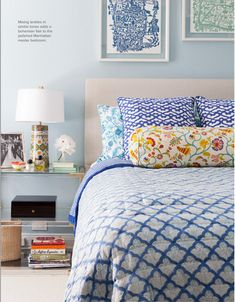Roberta Roller Rabbit bedding is the perfect mix between preppy and beachy!