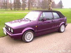 """1992 Golf I Cabrio """"Genesis"""""""