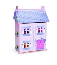 Le Toy Van Bella's House with Furniture