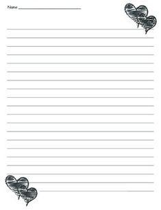 Valentine's Day Heart Paper