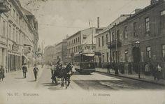 Warszawa, ul. Miodowa, [1911]