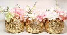 1000+ ideas about Gold Vase Centerpieces on Pinterest | Vase ...