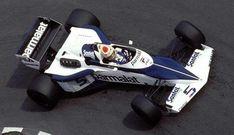 1983 BMW F1 Turbo BT52