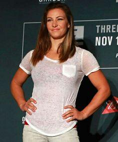 "Miesha ""Cupcake"" Tate: MMA Goddess and Pioneer.  NYC @ Madison Square Garden for UFC 205."