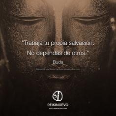 Buda: Gota a gota The Words, More Than Words, Buda Quotes, Wise Quotes, Inspirational Quotes, Peace Quotes, Ethics Quotes, Motivational Phrases, Spanish Quotes