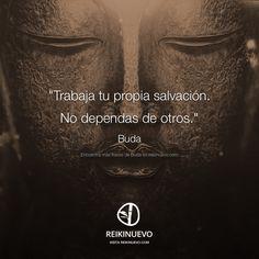 Buda: Tu propia salvación http://reikinuevo.com/buda-propia-salvacion/