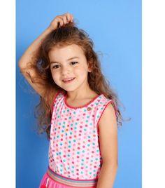Je krijgt zin in de zomer met de jurkjes van Mim-Pi #mimpi #jurk #meisje #outfit #wehkamp #roze #kleding #kinderkleding #inspiratie