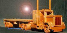 we love wooden trucks