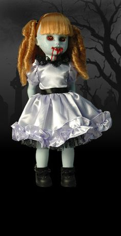 Living Dead Dolls - Orchid - Series 19
