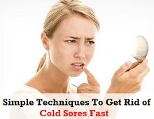 Go for red light from wrinkles to cold sores red light therapy how to get rid of cold sores fast 5 simple techniques ccuart Gallery