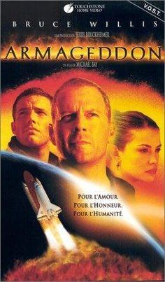 Armageddon (1998) a film by Michael Bay + Bruce Willis + Billy Bob Thornton + Ben Affleck + Liv Tyler + Will Patton