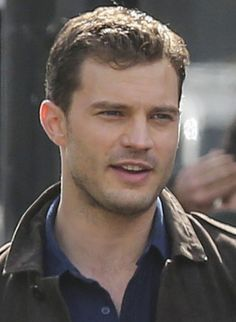 Jamie Dornan words on