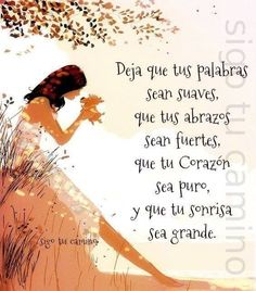Good Day Quotes, Love Life Quotes, Quotes For Him, Positive Phrases, Positive Quotes, Favorite Quotes, Best Quotes, Spanish Quotes, Messages