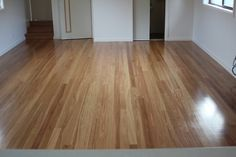 NSW Spotted Gum - Select grade - secret nail profile fitted to permanently anchored battens over a sealed concrete slab