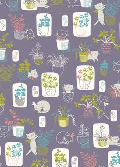 Gift Wrap - Flora Waycott for Madison Park Greetings | Madison Park Group