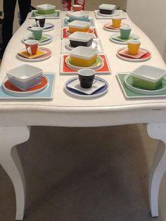 Pantone Dinnerware from Serax