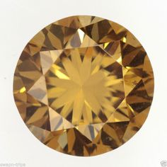 FANCY COLORED 1.40 CT MOISSANITE SI1 CLARITY JEWELRY GEMSTONE LOOSE ROUND SHAPE
